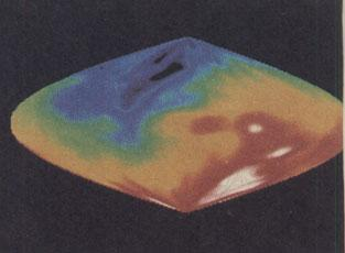 Радиояркостная карта
