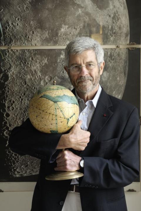 Профессор Джованни Биньями (c) COSPAR