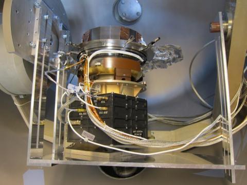 Детектор положительных ионов PICAM для миссии «БепиКоломбо»