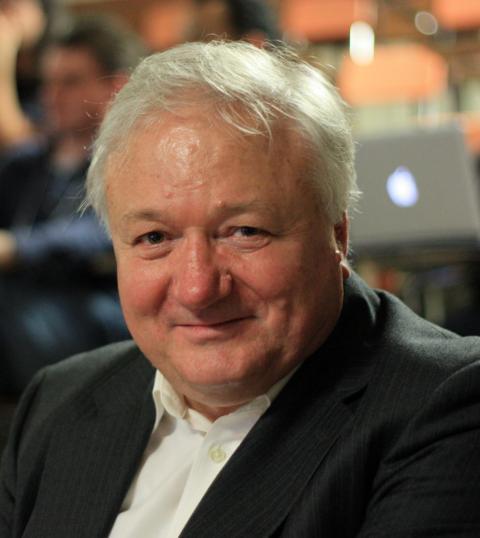 Р.А. Сюняев. Фото (c) ИКИ РАН