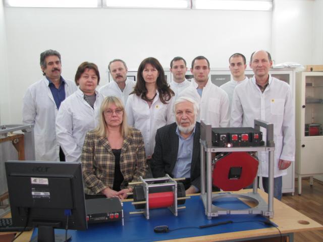 Создатели сканирующих устройств для МСУ-ГС-ВО в СКБ КП ИКИ РАН