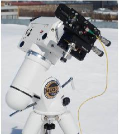 Внешний вид гетеродинного ИК-спектрометра Иволга (предоставлено автором)