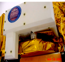 Прибор ХЕНД на борту космического аппарата «Марс Одиссей»:  22 дня до старта
