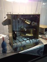 Спектрометр МИР во время испытаний (с) Роскосмос/ЕКА/АЦС/ИКИ