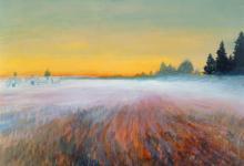 А.Л. Чижевский. Спустился туман. С любезного разрешения А.Л. Голованова