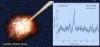 Гамма-всплеск и сигнал, зарегистрированный телескопом ART-XC 1 января 2020 г. (с) С.Мольков, ИКИ РАН, СРГ/АРТ-ХС