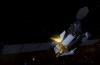 КА «Спектр-РГ» с откинутыми крышками телескопов eROSITA и ART-XC (с) Роскосмос/DLR/СРГ/MPE